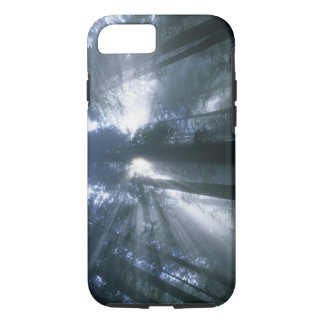 Redwood National Park, Del Norte County, foggy iPhone 8/7 Case