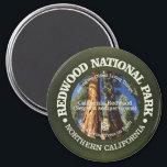 "Redwood National Park Magnet<br><div class=""desc"">Redwood National Park,  California</div>"