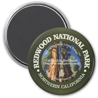 Redwood National Park Magnet