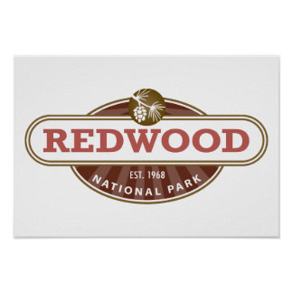 Redwood National Park Posters