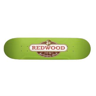 Redwood National Park Skateboard