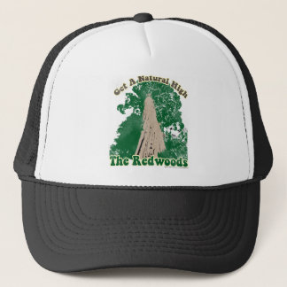 Redwood Natural High Trucker Hat