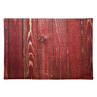 redwood cloth placemat