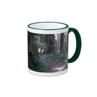 Redwood Trail Ringer Mug