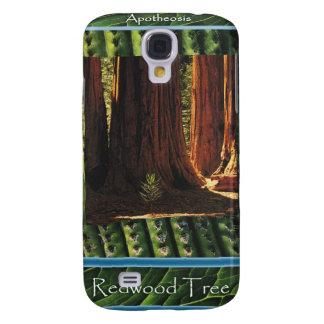 Redwood Tree - Apotheosis Samsung Galaxy S4 Cover