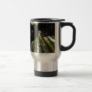 Redwood Trees and Trunk Travel Mug