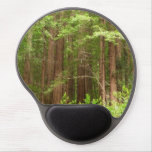 Redwood Trees at Muir Woods National Monument Gel Mouse Pad