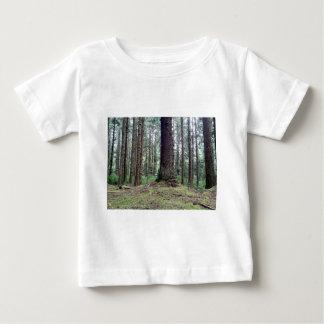 Redwood Trees Baby T-Shirt