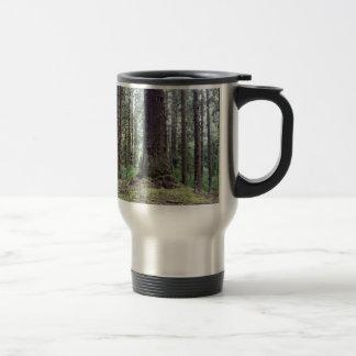 Redwood Trees Travel Mug
