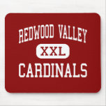 Redwood Valley - Cardinals - Redwood Falls Mouse Pad