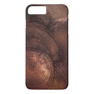 Redwood Wood Grain iPhone 7 Case