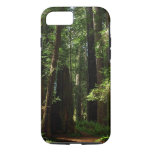 Redwoods and Ferns at Redwood National Park iPhone 7 Case