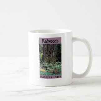Redwoods National Park Coffee Mug