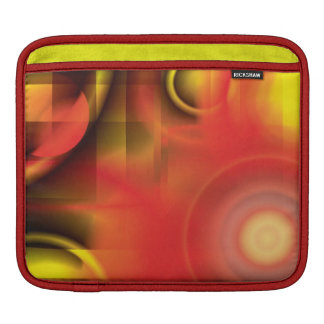 RedYellow Abstract Sleeve For iPads