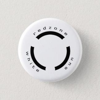 Redzone - WhiteSun Logo Badge Pinback Button