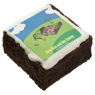 Ree Ree and the Swing Chocolate Brownie