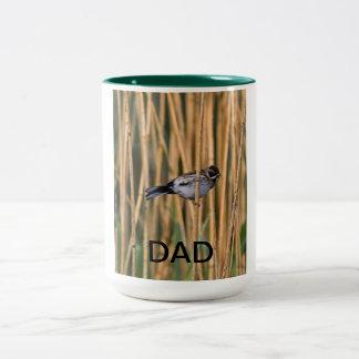 Reed Bunting Mug