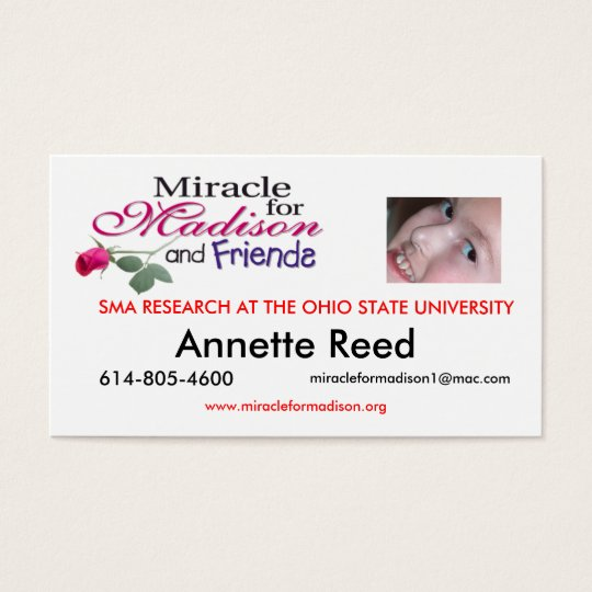 reed business card