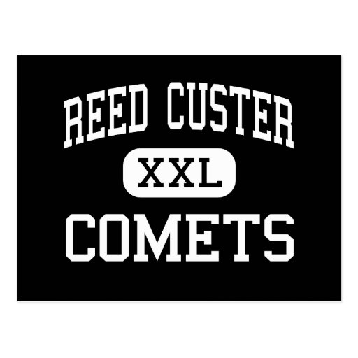 Reed Custer - Comets - High - Braidwood Illinois Post Cards