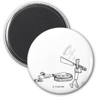 Reed Execution 2 Inch Round Magnet