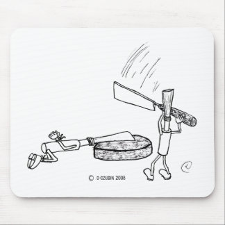 Reed Execution Mouse Pad