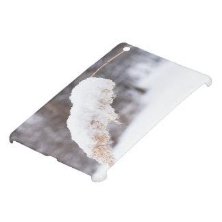 reed in snow iPad mini case