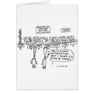 Reed Natural History Cards