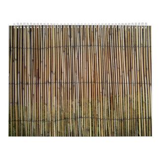 Reed pattern calendar
