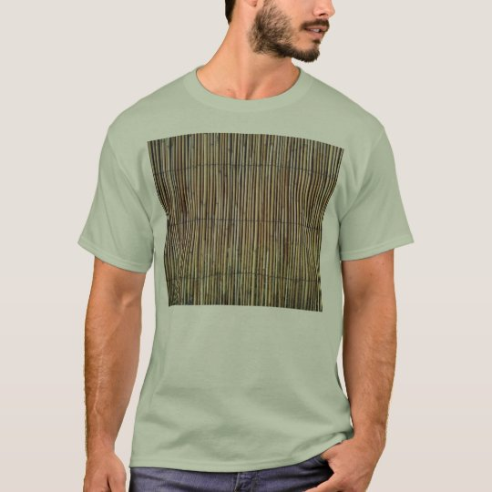 Reed pattern T-Shirt