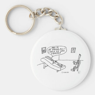 Reed Psychologist Key Chains