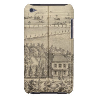 Reed residence, Knights Landing iPod Touch Case