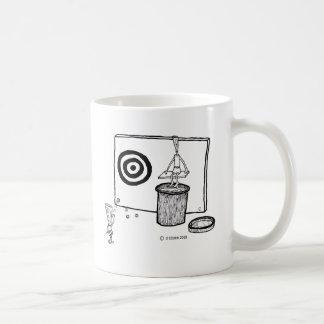 Reed Target Coffee Mug
