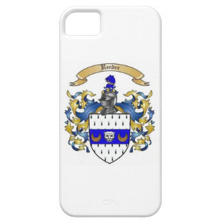 Reeder Heraldry iPhone 5/5S Barely There Case