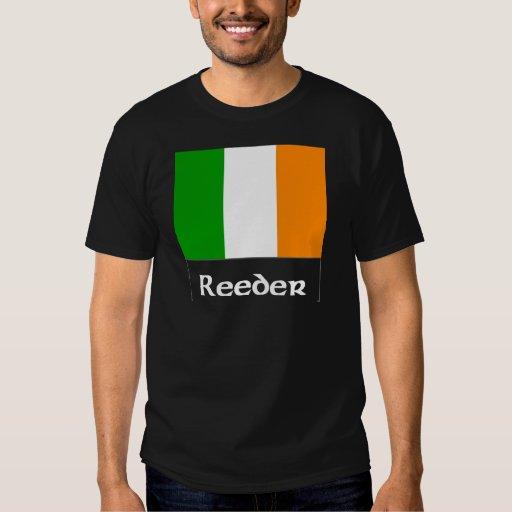 Reeder Irish Flag T-shirt