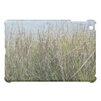 Reeds grass and water iPad mini cases