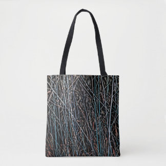 Reeds in the Twilight Tote Bag
