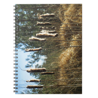 Reeds in the Wind Notebook