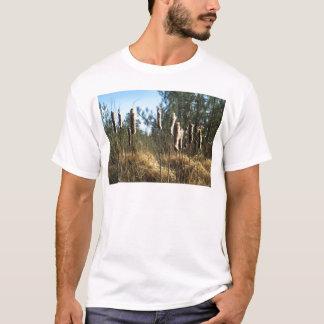 Reeds in the Wind T-Shirt