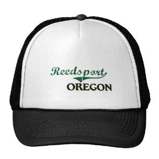 Reedsport Oregon Classic Design Hat
