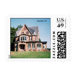 Reedville Postage Stamp