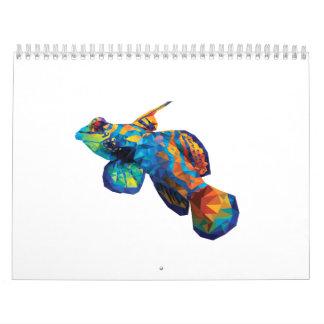 Reef Animal 2015 Calendar