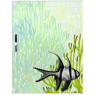 Reef Banggai Cardinalfish Dry Erase Board