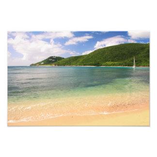 Reef Bay, St. John, US Virgin Islands Photo Print