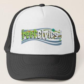 Reef Civics Trucker Hat