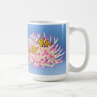 Reef Clown Anemone Fish Mug