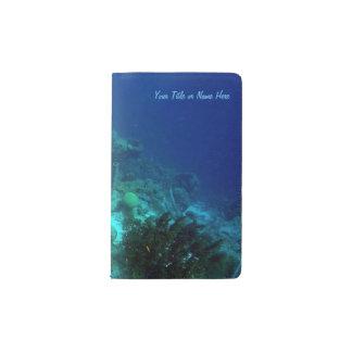 Reef Edge Custom Pocket Moleskine Notebook