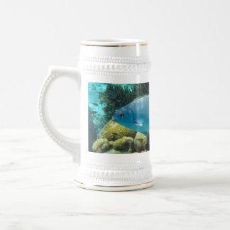 Reef Fish Beer Stein