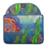 Reef Fish Laptop Sleeve Sleeves For MacBook Pro