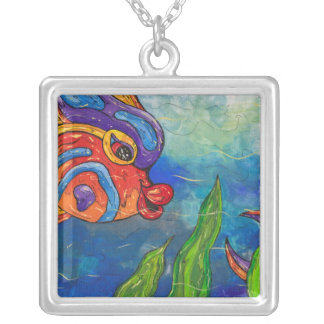 Reef Fish Necklace