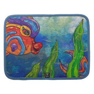 Reef Fish Rickshaw Folio Folio Planner